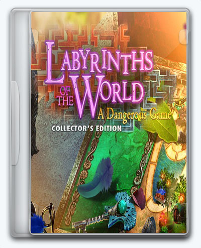 Labyrinths of the World 7: A Dangerous Game (2018) [En] (1.0) Unofficial [Collectors Edition]