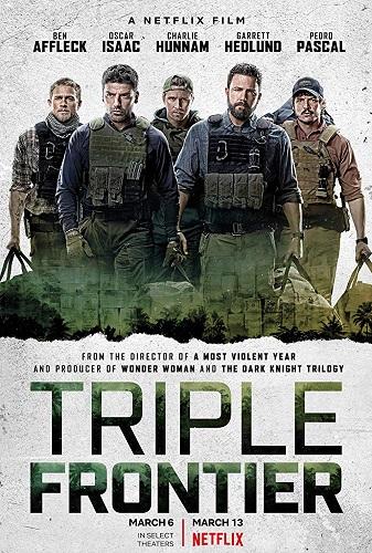 Triple Frontier 2019 1080p NF WEB-DL DDP5 1 H264-CMRG