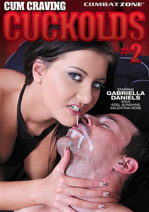 Постер:Сперма Тяга Рогоносцев 2 / Cum Craving Cuckolds 2 (2015) DVDRip