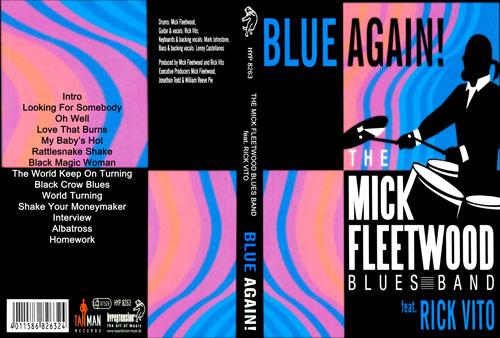 Mick Fleetwood Blues Band - Blue Again (2010, DVD9)