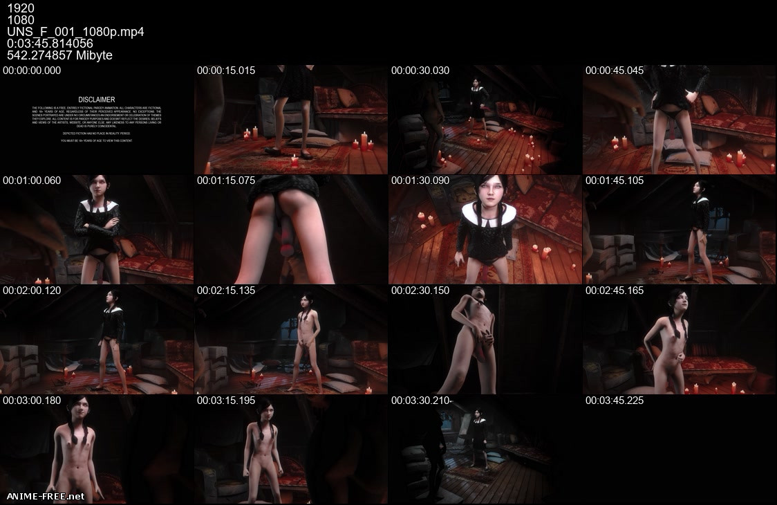 SelfDrillingSMS Animation (Collection) [2019] [Uncen] [HD-1080p] [ENG] 3D-Hentai