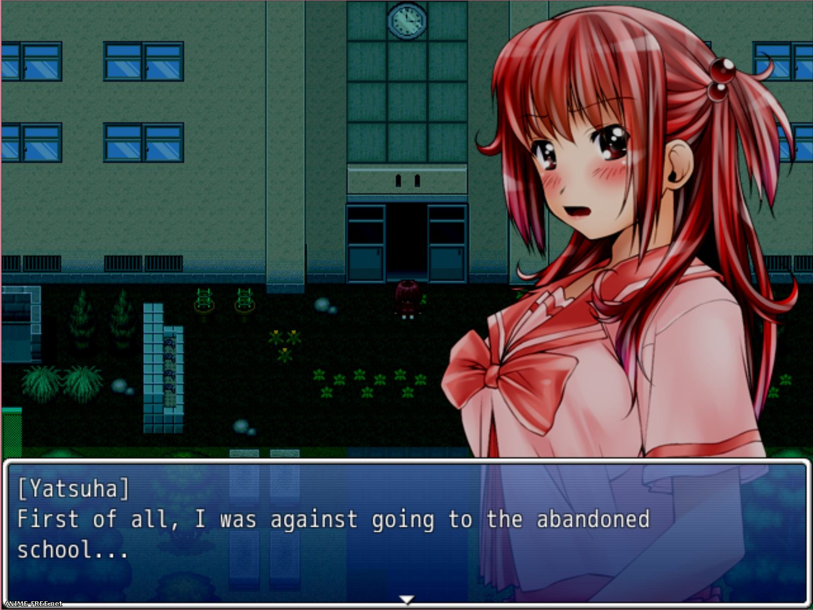 Young Girls Inside the Abolished student [2014] [Cen] [jRPG] [JAP,ENG] H-Game