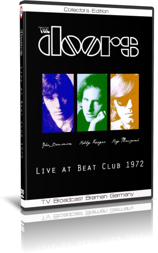 The Doors - Live at Beat Club 1972 (2012, DVD5)