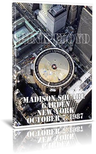 Pink Floyd - New York Day 3, Madison Square Garden 1987 (2010, 2xDVD5)