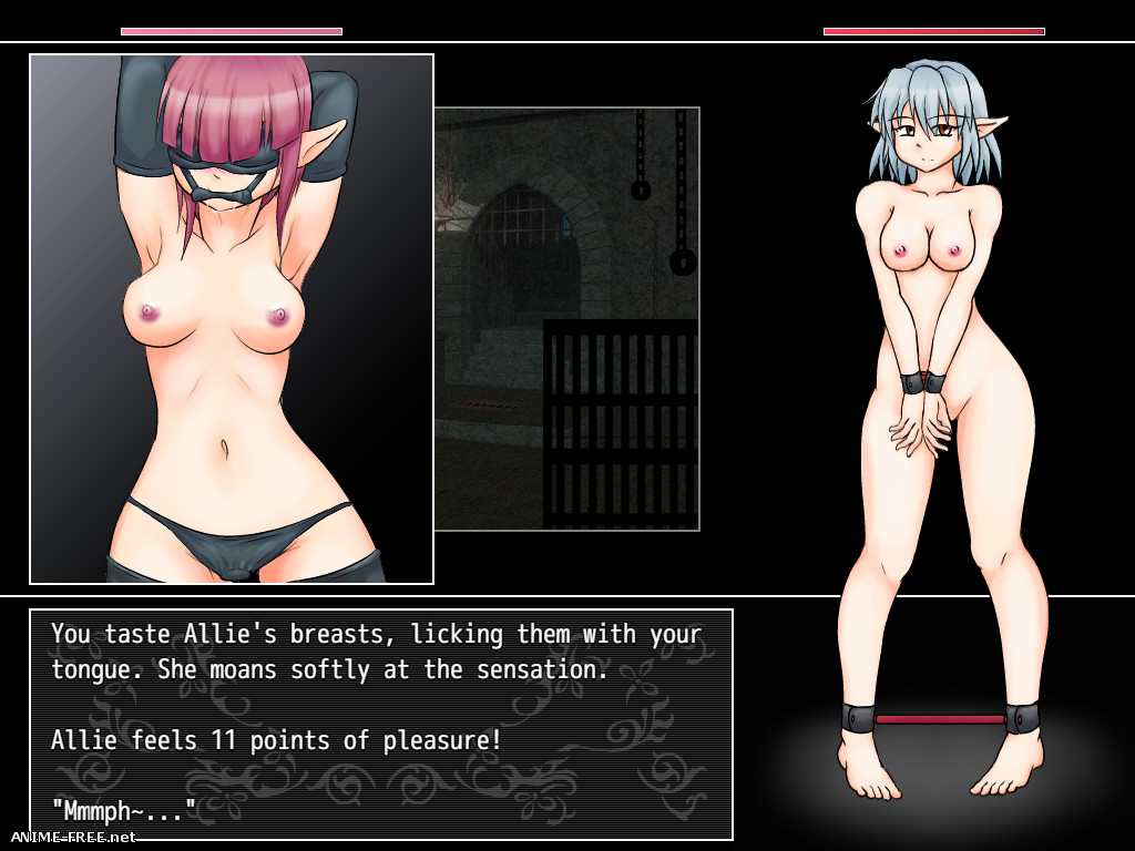 Elf Jail [2019] [Uncen] [ADV, 2DCG] [Android Compatible] [ENG] H-Game