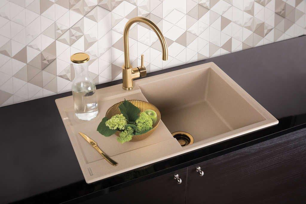 Кухонная мойка Omoikiri – сочетание практичности и эстетичности -