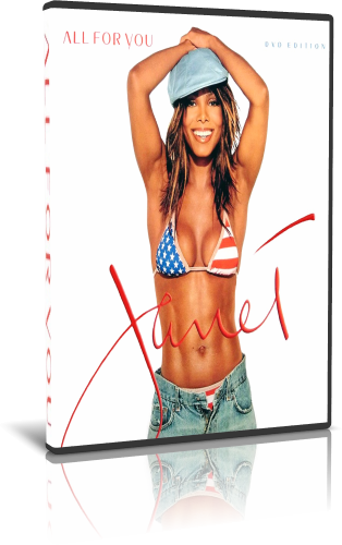 Janet Jackson - All For You (2001, DVD9)