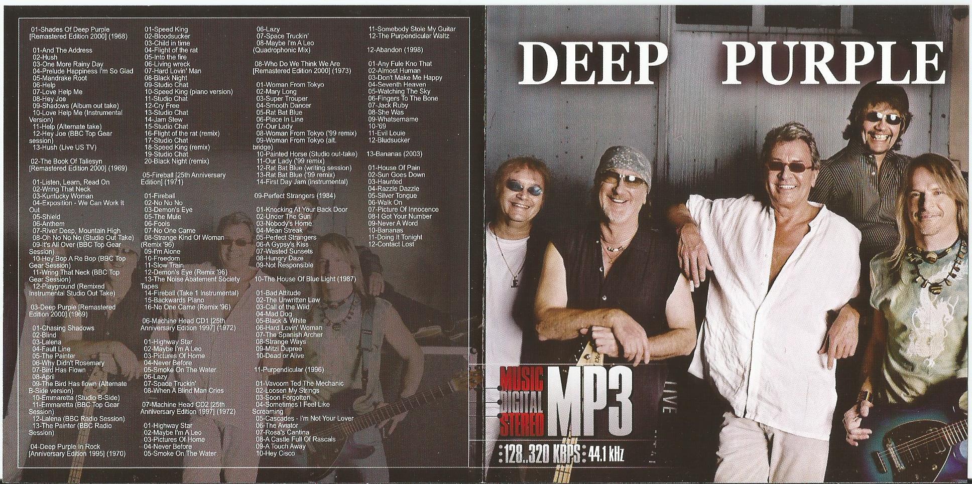 Deep Purple Shades of deep purple (Vinyl Records, LP, CD) on