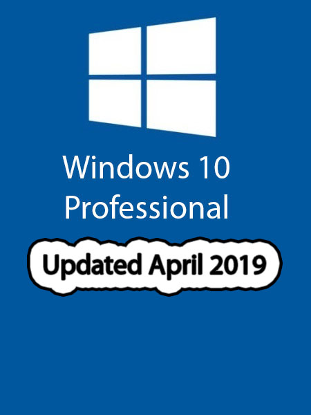 Windows 10 Pro Redstone 5 (x64) ESD En-US (x64) April 2019-Gen2