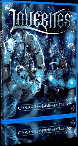 Lovebites - Clockwork Immortality (2018, Blu-ray)