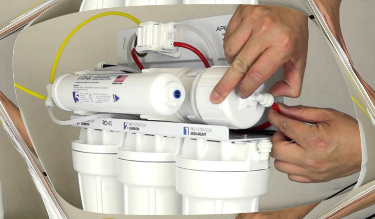 Очистка воды на даче: распространенные варианты систем фильтрации