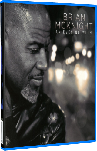 An Evening With Brian McKnight (2016, Blu-ray)