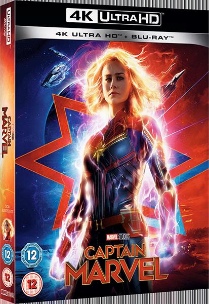 Капитан Марвел / Капітан Марвел / Captain Marvel (2019) BDRip 1080p   Line   UKR