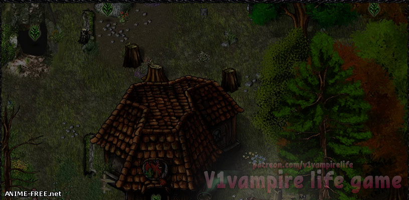 Vampire Life [2016-2019] [Uncen] [RPG] [RUS] H-Game