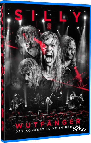 Silly Wutfaenger - Das Konzert Live in Berlin (2017, Blu-ray)