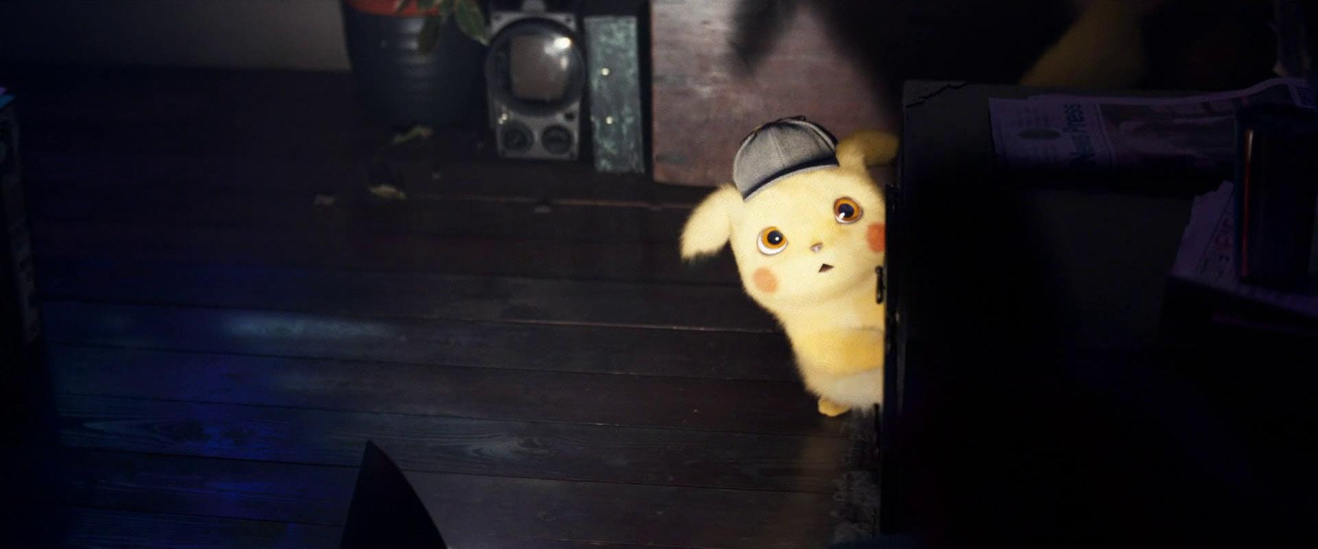 Pokemon Detective Pikachu 2019 1080p HDRip X264-EVO