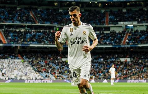 """Себальос: """"Я не жалею, что перешёл в """"Реал Мадрид"""""""