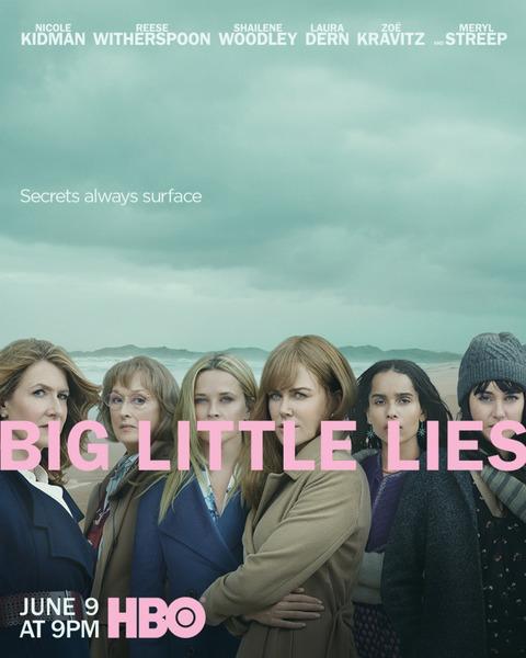Большая маленькая ложь / Big Little Lies [2  сезон] (2019) WEB-DL 1080p | Amedia