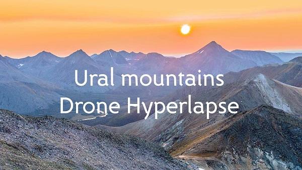 Уральские горы / Ural Mountains (2018) WEBRip 2160p