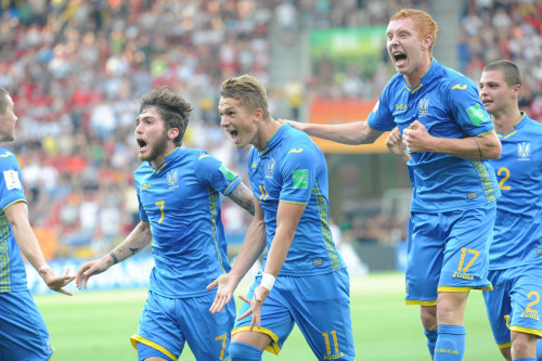 Чемпионат мира U20. Финал. Украина–Корея (обзор) [Футбол]