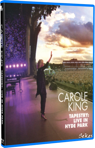 Carole King - Tapestry (Live in Hyde Park 2016) (2017, Blu-ray)