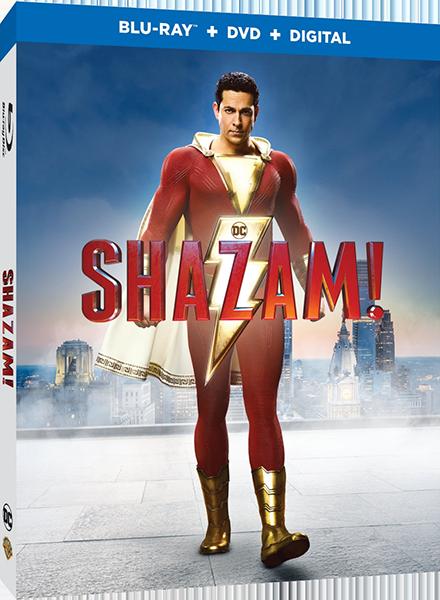 Шазам! / Shazam! (2019) BDRip-HEVC 1080p   Лицензия