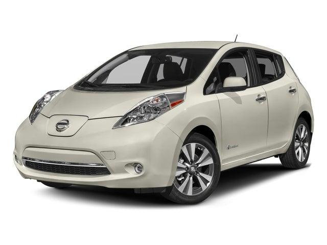 Покупка Nissan Leaf в кредит