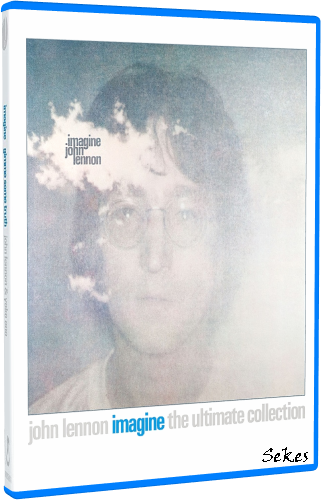 John Lennon - Imagine  Ultimate Collection 1971 (2018, Blu-ray)