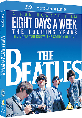 The Beatles: Eight Days a Week - The Touring Years (2016, BDRip, 1080p)