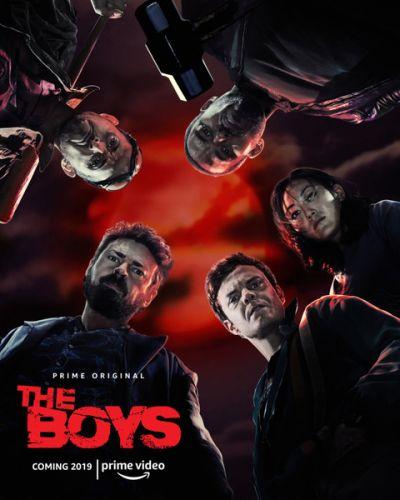 Пацаны (1 сезон: 1-8 серии из 8) / The Boys / 2019 / ПМ (HDRezka Studio)