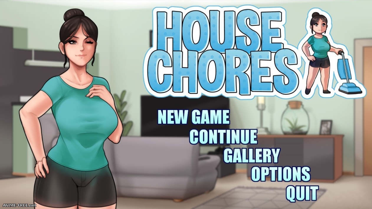 House Chores [2019] [Uncen] [ADV, Animation] [ENG] H-Game