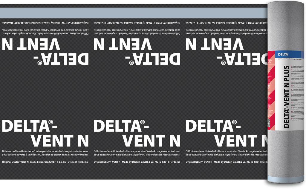 Мембрана Delta Vent N Plus