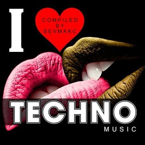 VA – I Love Techno Music (2019)