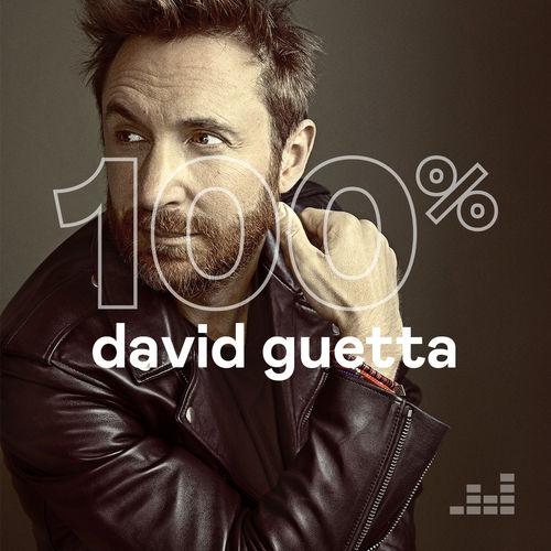 David Guetta - 100% David Guetta (2019) Mp3 (320kbps)