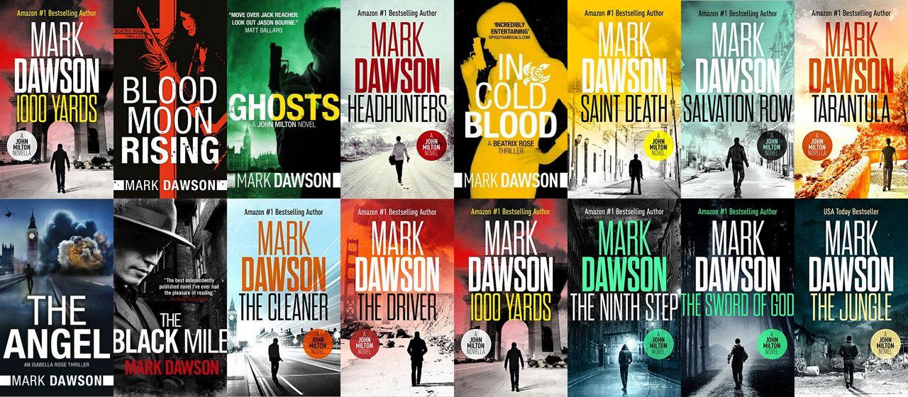 Mark Dawson - Collection