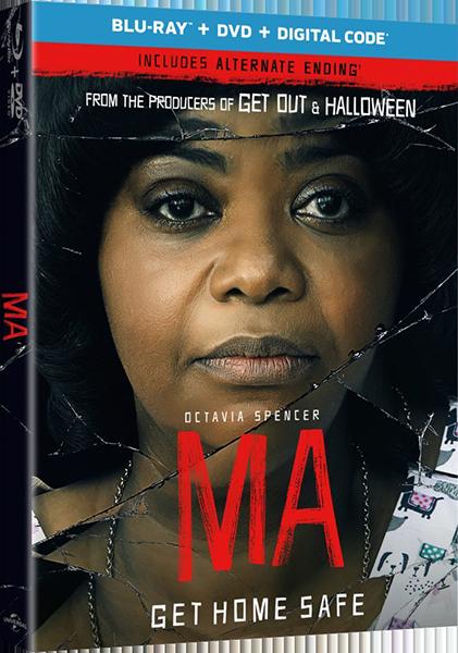 Ма / Ma (2019) BDRip-HEVC 1080p | iTunes