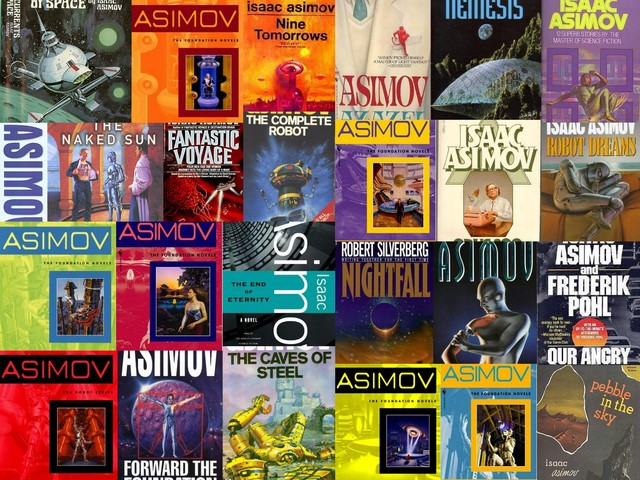 Isaac Asimov - Collection