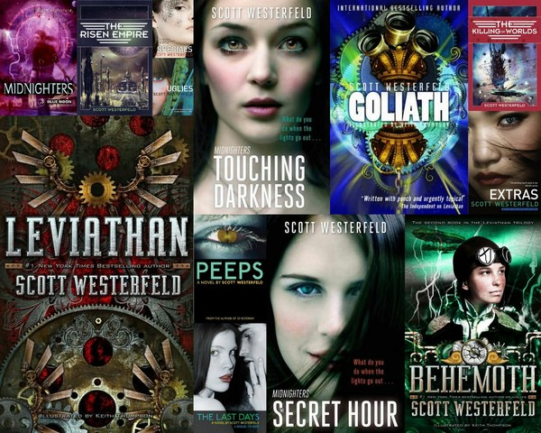 Scott Westerfeld - Collection