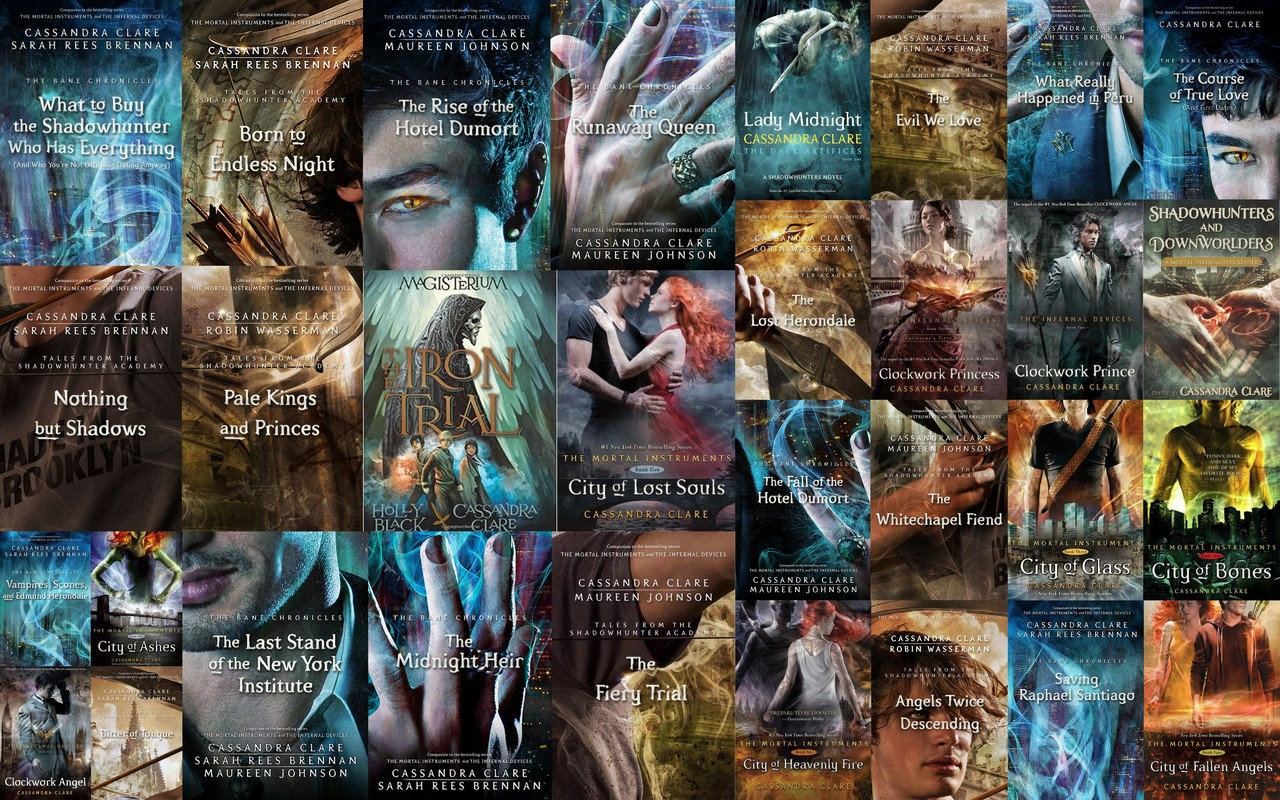 Cassandra Clare - Collection