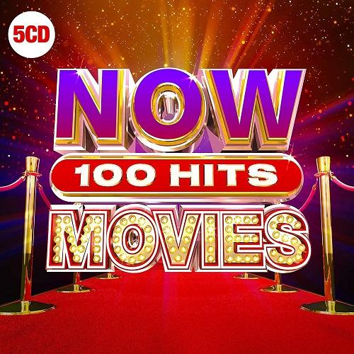 VA - NOW 100 HITS MOVIES (5CD) (2019)