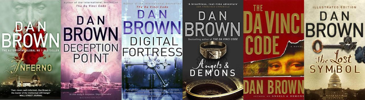 Dan Brown - Collection