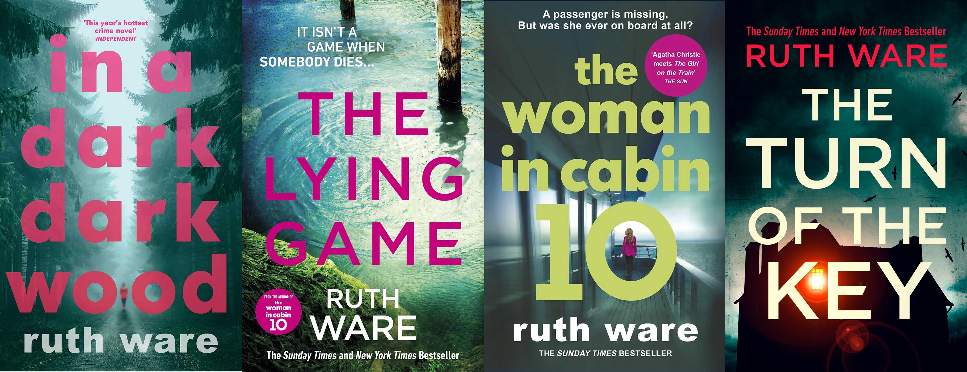 Ruth Ware - Collection