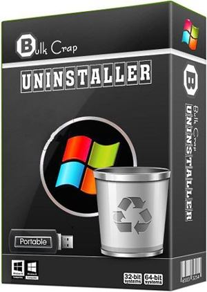 Bulk Crap Uninstaller 4.15.0+ Portable [Multi / Ru]
