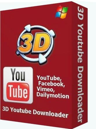 3D Youtube Downloader 1.16.13 + Portable [Multi / Ru]
