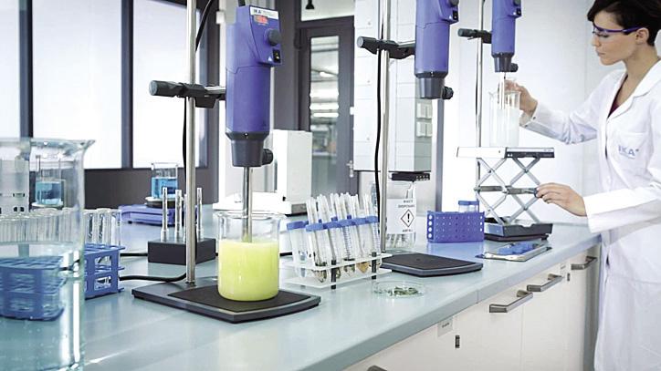 Принцип работы современного лабораторного гомогенизатора