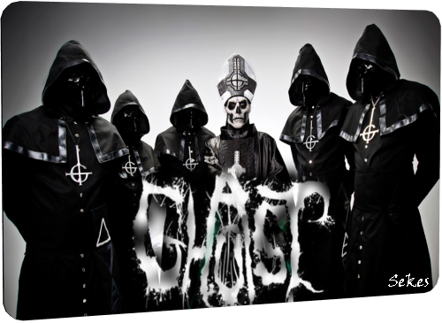 Ghost - Discography (2010-2019)