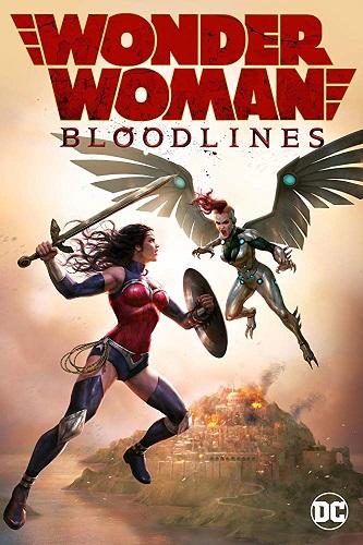 Wonder Woman Bloodlines 2019 1080p WEB-DL H264 AC3-EVO