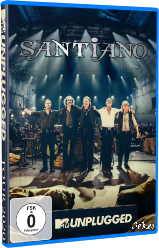 Santiano - MTV Unplugged (2019, Blu-ray)