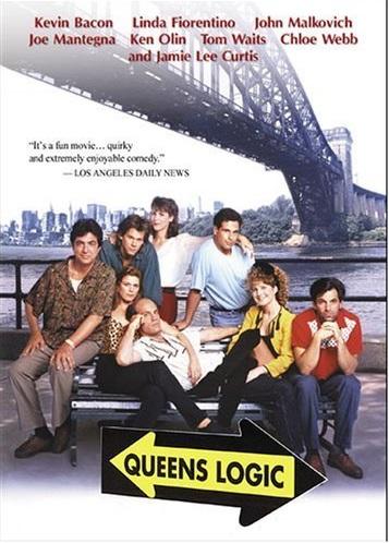 Бруклинская рокировка / Queens Logic (1990) DVDRip