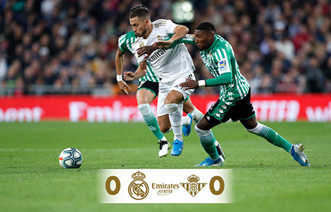 Real Madrid C.F. - Real Betis Balompie 0:0